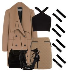 """""""Untitled #2417"""" by dceee ❤ liked on Polyvore featuring Mulberry, Elizabeth Roberts, BCBGMAXAZRIA and Schutz"""