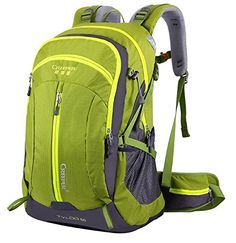 Creeper Outdoor Backpack Green 40L * Check out this great product.(This is an Amazon affiliate link and I receive a commission for the sales)
