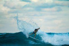 Le surf se met à la mode
