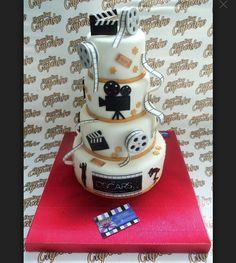 U Hollywood Cake, Hollywood Party