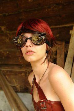 Bellas chicas Steampunk