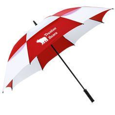 Golf Umbrella with Wind Vents - 24 hr (Item No. 4722-24HR) from only $19.99 ready to be imprinted by 4imprint Promotional Products