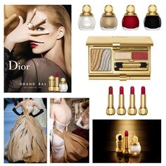 #beleza #dior #makeup holiday makeup 2013