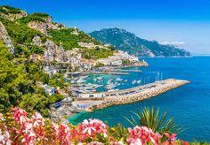 アマルフィ海岸ってこんなところ イタリア随一の美しい景観「アマルフィ海岸」の絶景&歴史まとめ