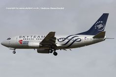 CSA Czech Airlines Boeing 737-500 in Skyteam colours