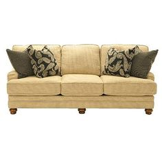 Tan Couch.
