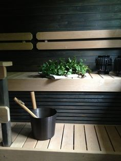 Saunan lauteilla Sauna Design, Cabin Design, House Design, Sauna House, Sauna Room, Modern Saunas, Sauna Wellness, Sauna Shower, Backyard Storage Sheds