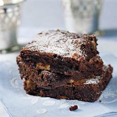Our Best Brownies    Chunky Chocolate Brownies   MyRecipes.com