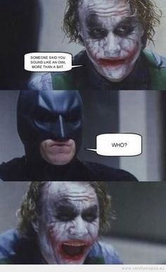 pictures of funny people   Funny Pictures   quotes clever   The joker is really funny