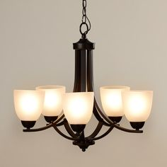 You'll love the Malden 5 Light Shaded Chandelier at Wayfair - Great Deals on all Lighting products with Free Shipping on most stuff, even the big stuff.