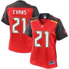 Giants Victor Cruz 80 jersey Justin Evans Tampa Bay Buccaneers NFL Pro Line Women's Player Jersey - Red Packers Brett Favre jersey Joe Montana jersey