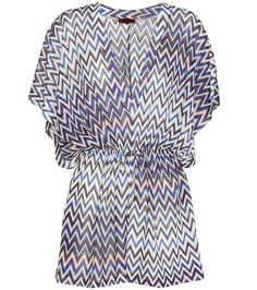 Multicoloured metallic dress / Missoni Mare