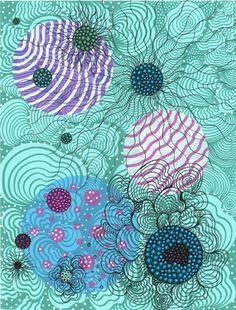 "Saatchi Online Artist Luisa  Mesa; New Media Art, ""Aquatic"""