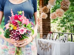 Beautiful wedding flowers #wedding #flowers - MyBrideGuide.com