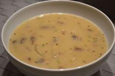 Ik heb Dennis nog nooit zo vaak horen zeggen dat het eten lekker is als tijdens het eten van deze soep. Zelfs niet bij mijn gevulde kipfilet. Nu had hij ook wel gelijk, want deze soep is ontzettend…
