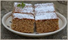 Hrníčková cuketová buchta (chutná jako nadýchaný perník) Eastern European Recipes, European Cuisine, Sweets Cake, Carrot Cake, Banana Bread, Carrots, Sweet Tooth, Food And Drink, Cooking Recipes
