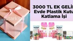 Evde Mevlüt Şekeri Paketleme İşi | - Sosyal Bilgi Platformu Filet Crochet, Gift Wrapping, Gifts, Model, Bb, Gift Wrapping Paper, Presents, Wrapping Gifts