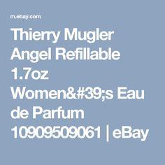 Thierry Mugler Angel Refillable 1.7oz  Women's Eau de Parfum 10909509061 | eBay