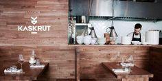 Kaskrut, ein Trend-Restaurant in Warschau © Kaskrut