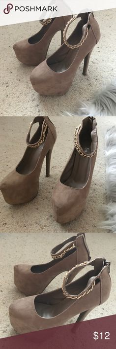 Nude heels Nude heels ami clubwear Shoes Heels