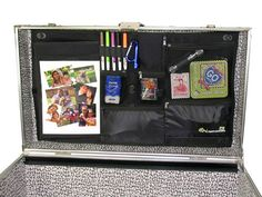 NEW LidMate™ Organizer for your Camp Trunk from Everything Summer Camp.