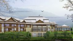 khyber Himalayan Resort & Spa, Gulmarg, India, architects ASA & RRD