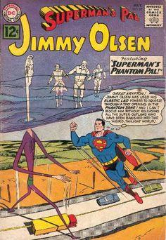 JIMMY OLSEN NO.62