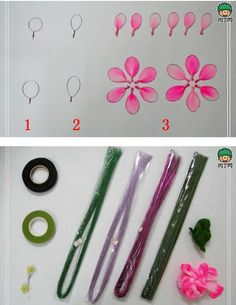 Flowers of nylon . Very beautiful composition, a master class on Begonias flowers If you have not learned to work with wire and Capron. Nylon Crafts, Nylon Flowers, Nylon Stockings, Begonia, Master Class, Workshop, Nail Polish, Hair Accessories, Fabric