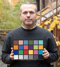 Plain and simple, it's another Macbeth Colour Chart Colour Chart, Color Calibration, Cube, Landscape, Simple, Scenery, Corner Landscaping