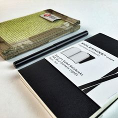 Looking for the ultimate small wallet/notebook combo? Try this- RookieStowawayPenVolantXSnotebookRookieBand. It's a great combo and I havent found anything smaller thats as effective on the market.  #SmallBusiness #MadeInTheUsa #MadeInAmerica #MadeInUSA #Firefighter #EveryDayCarry #EDC #HardWorkPaysOff #Hardwork #USA #America #PocketDump #Wallet #Upcycled #MensFashion #Malefashion #Recycled #Recycle #Repurpose #HandMade #Fire #Military #Passion #Startup #Success #Work #Motivation…