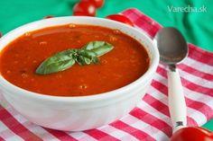 V+lete+je+najlepšia:+10x+paradajková+polievka+z+čerstvej+úrody Vegan Foods, Ale, Dinner Recipes, Cooking, Healthy, Ethnic Recipes, Kitchen, Ales, Supper Recipes