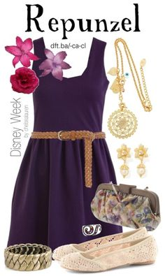 Rapunzel | Tangled - Disney Week