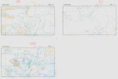 Film: Spirited Away (千と千尋の神隠し) ===== Layout Design - Scene: My Flowers Are Dying! ===== Hayao Miyazaki