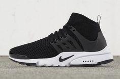 The OG Black & White Colorway Of The Nike Air Presto Ultra Flyknit Returns