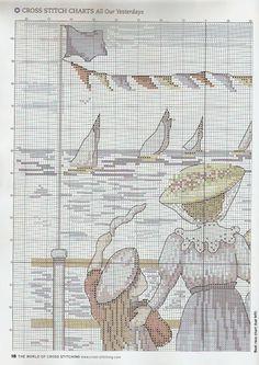 Gallery.ru / Фото #6 - The world of cross stitching 134 - tymannost