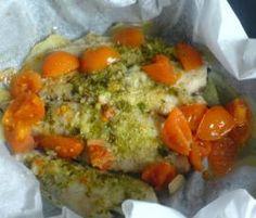 Ricetta Filetti di pesce al cartoccio pubblicata da luisa2 - Questa ricetta è nella categoria Secondi piatti a base di pesce