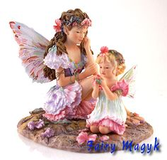 Christine Haworth Faerie Poppet The Sweetest Moment RETIRED