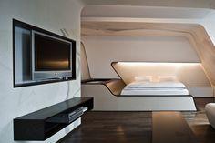 hotels & restaurants » Retail Design Blog: Q! Hotel by GRAFT, Berlin – Germany