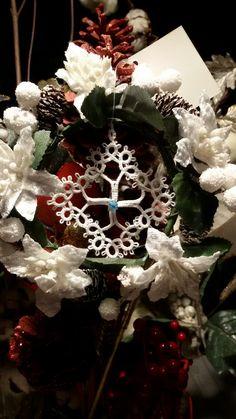 Piccola ghirlanda natalizia