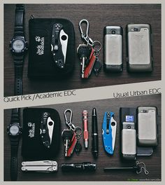 My Every Day Carry - May 2013 | Flickr - Photo Sharing!