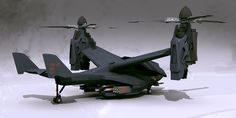 Cobra Osprey Concept by Kemp Remillard | Design | 2D | CGSociety