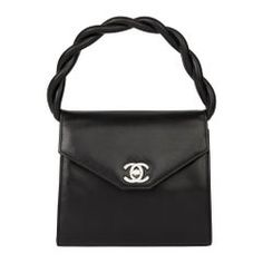 View this item and discover similar for sale at - CHANEL Black Lambskin Vintage Mini Classic Kelly Reference: Serial Number: 3456083 Age (Circa): 1994 Accompanied By: Authenticity Card Authenticity Burberry Handbags, Chanel Handbags, Leather Handbags, Designer Handbags, Burberry Bags, Designer Bags, Handbags Online, Handbags On Sale, Chanel Timeless
