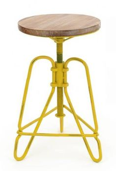 yellow stools furniture. industrial stool 15900 nzd new zealand yellow stools furniture
