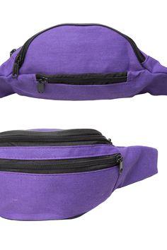 17c6cab2 Purple Fanny Pack - Ragstock Purple Things, Bandana, Fanny Pack, Hip Bag,