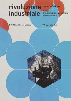 magazine cover by Max Huber (1961)