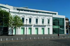 A must tour for locals and foreigners! Musem and art gallery Fundación Proa in Buenos Aires, Argentina!  Read more, click on the link below!  Written by Marcos Javier Morales.  http://welum.com/article/prize-end-caminito/