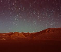 Atacama by Reuben Wu, via Behance