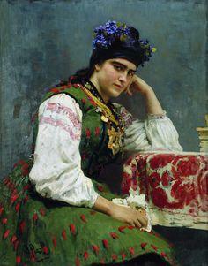 РУССКАЯ ЖИВОПИСЬ. Комментарии : LiveInternet - Российский Сервис Онлайн-Дневников   Ilya Repin (1844-1930)