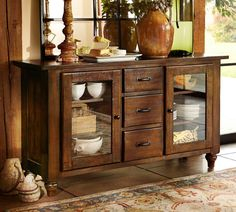 Pottery Barn Buffet