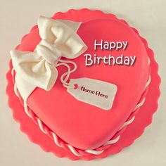 25 Beautiful Image Of Birthday Cake Photo Send Online